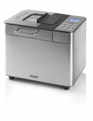 Machine à pain inox 18 programmes - DOMO B3971