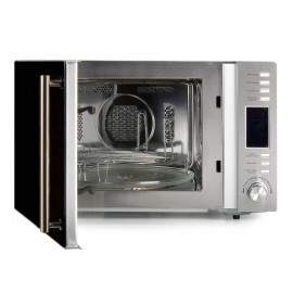 Four micro-ondes combiné inox 30 L 2500 W - DOMO DO2330CG