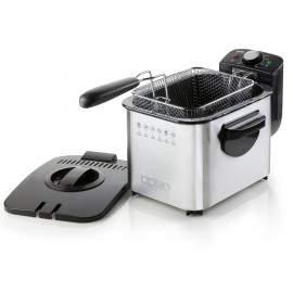 Friteuse électrique inox 3 L - DOMO DO506FR
