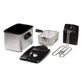 Friteuse électrique inox 4 L - DOMO DO465FR