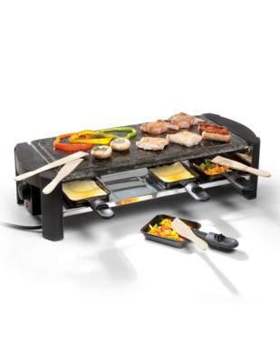 Raclette pierre à cuire 8 personnes - DOMO DO9039G