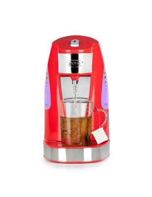 Machine à thé My Tea  1.5 L rouge - DOMO DO483WK