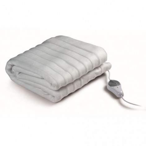 chauffe lit lectrique 1 place 70 x 150 cm domo do601ed festihome. Black Bedroom Furniture Sets. Home Design Ideas