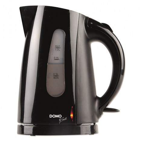 Bouilloire B-Smart - noir - 1.L - 1200W - DOMO DO9031WK