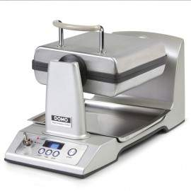 Gaufrier rotatif inox 1400 W - DOMO DO9043W