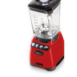 Blender 1.6 L 1080 W rouge - Boretti Frullatore B201
