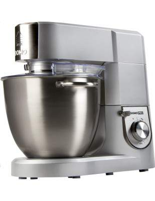 Robot pâtissier 6.7 L 1500 W gris – DOMO DO9079KR