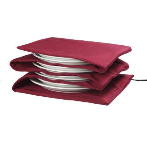 Chauffe-assiettes 8 assiettes 170 W - DOMO DO312B