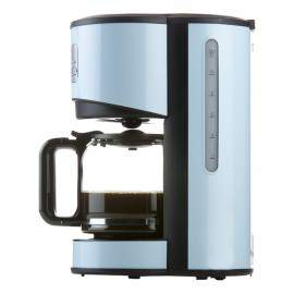 Cafetière programmable 12 tasses bleue - DOMO DO478K