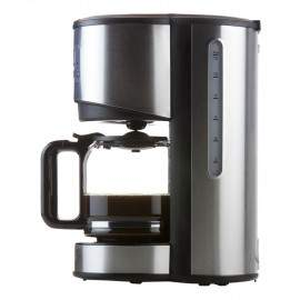 Cafetière programmable 12 tasses inox - DOMO DO479K