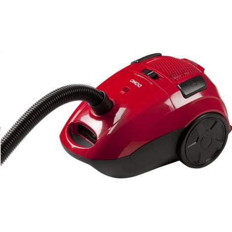 Aspirateur avec sac 700W rouge - DOMO DO7277S