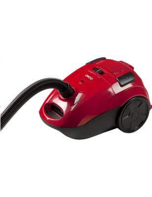 Aspirateur avec sac 900 W rouge - DOMO DO7277S