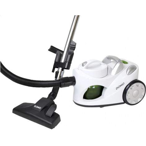Aspirateur sans sac 700W blanc - DOMO DO7272S