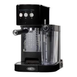 Machine à expresso 15 bars noire - Boretti  B400
