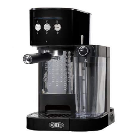 Machine à expresso noire - Boretti  B400