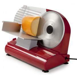 Trancheuse électrique lame 22 cm rouge - DOMO DO522S