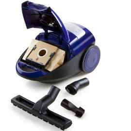 Aspirateur avec sac 700W bleu - DOMO DO7284S