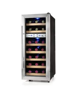 Cave à vin 2 zones 21 bouteilles - DOMO DO911WK