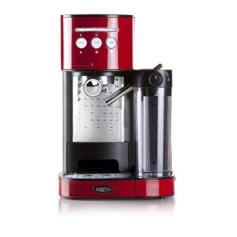 Machine à expresso Boretti B401 Rouge