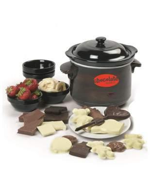 Fondue à chocolat 4 personnes - DOMO DO915CH