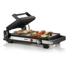 Plancha gril barbecue 3 en 1 2200 W - DOMO DO9238G