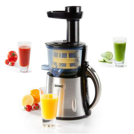 Extracteur de jus vertical - 80 tours/min - DOMO DO9061J