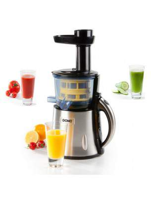 Extracteur de jus vertical 80 tr/min - DOMO DO9061J