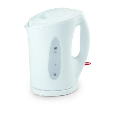 Bouilloire blanche - 1,7L - 2200W - DOMO DO9013W