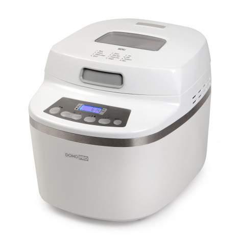 Machine à pain - 750/1000/1250gr - 12 prog - 600W - DOMO B3959