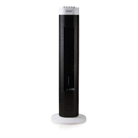 Ventilateur colonne 3 vitesses 77 cm - DOMO DO8125
