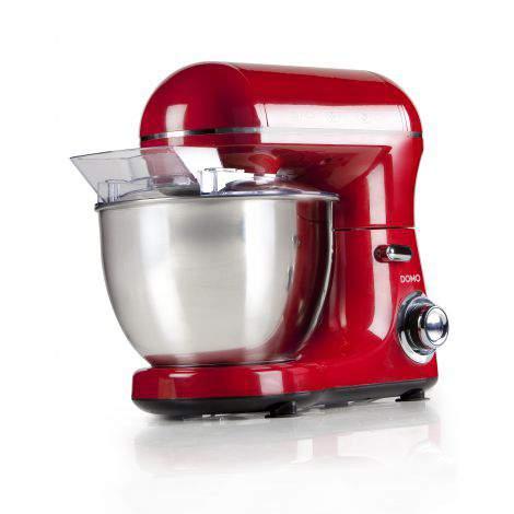 Robot de cuisine rouge