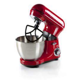 Robot pâtissier 4 L 600 W rouge – DOMO DO9116KR