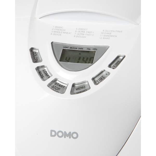 Comment choisir une machine à pain correctement - Machine à pain 12 prog 600W