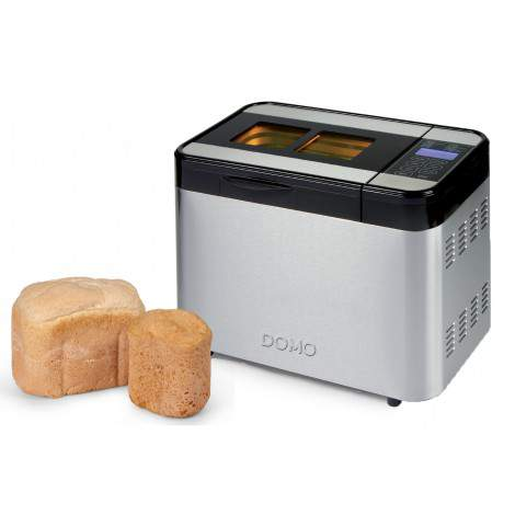 Machine à pain XL - 1000/1200/1400gr - 12 prog - 815W - DOMO B3990