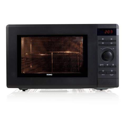 Micro-ondes gril – 36 L – 1000W + 1100 W - DOMO DO2336G