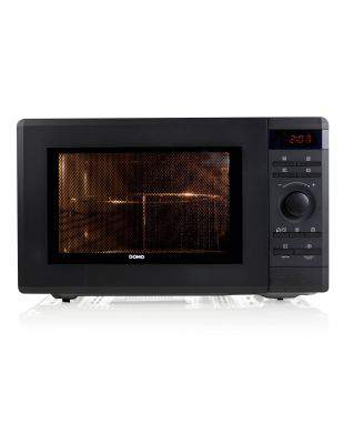 Micro-ondes grill noir 36 L 1100 W - DOMO DO2336G