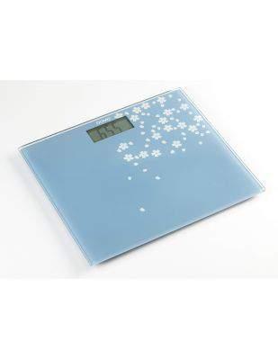 Pèse-personne ultra-plat bleu - DOMO DO9102W