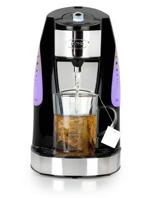 Machine à thé - Théière