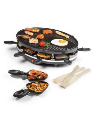 Raclette - Fondue - Pierre à cuire