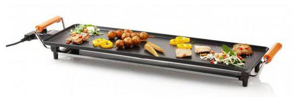 Plancha Teppanyaki DO8310TP