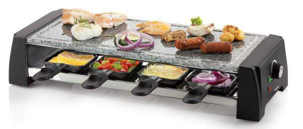 Appareil à raclette gril