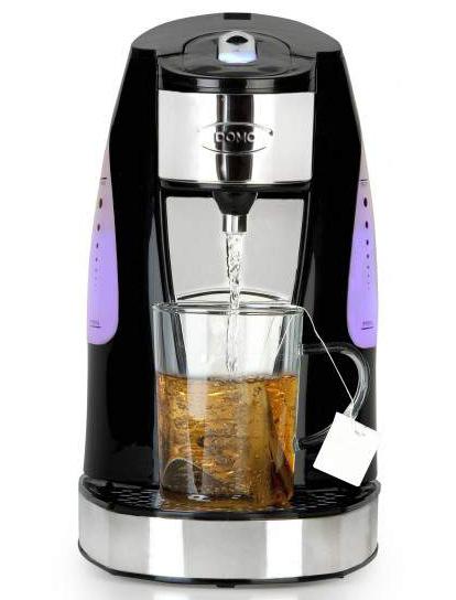 Machine à thé