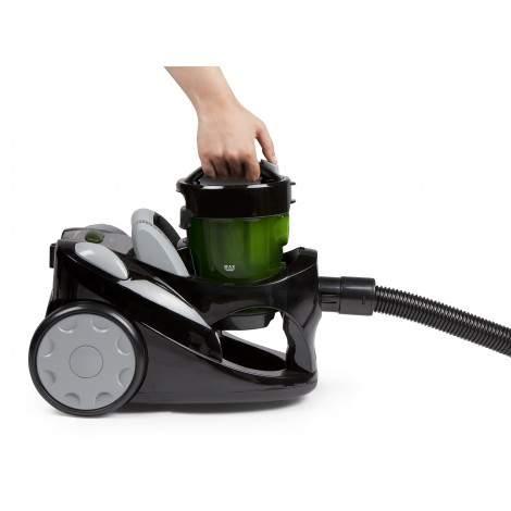 Maniabilité et flexibilité d'un aspirateur