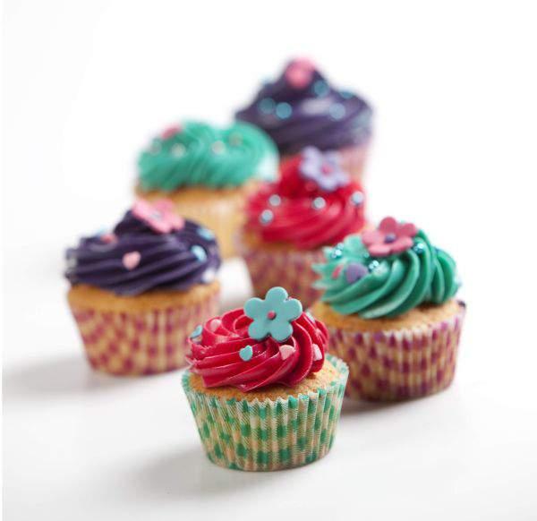 Cupcakes avec robot pâtissier DOMO