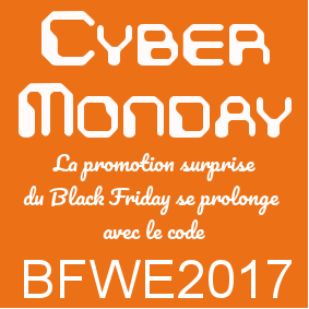 Promotion Cyber Monday