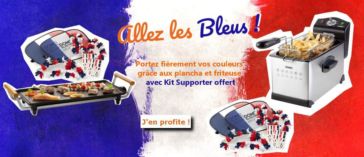 Packs supporter Equipe de France de Football